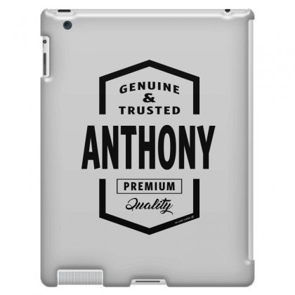 Anthony Ipad 3 And 4 Case Designed By Chris Ceconello