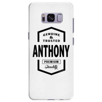 Anthony Samsung Galaxy S8 Plus Case Designed By Chris Ceconello