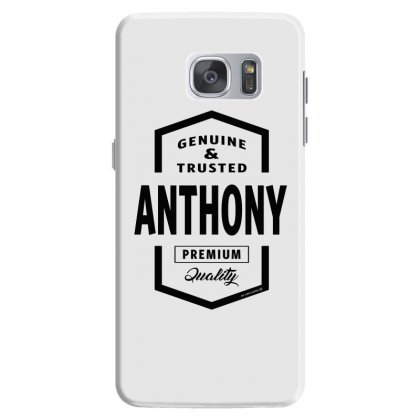 Anthony Samsung Galaxy S7 Case Designed By Chris Ceconello