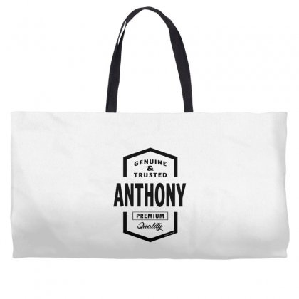Anthony Weekender Totes Designed By Chris Ceconello