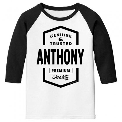 Anthony Youth 3/4 Sleeve Designed By Chris Ceconello