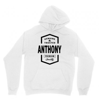 Anthony Unisex Hoodie Designed By Chris Ceconello