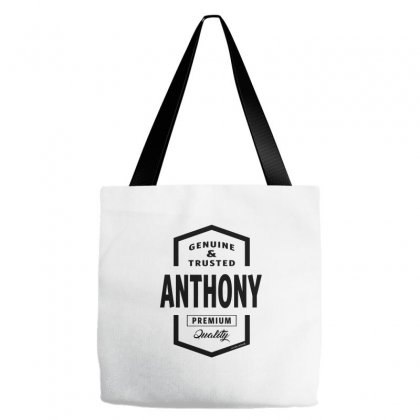 Anthony Tote Bags Designed By Chris Ceconello