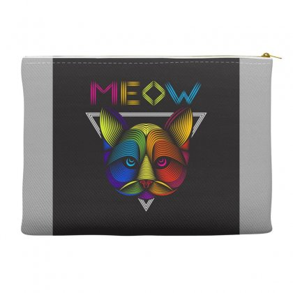 Meow Accessory Pouches Designed By Arabi