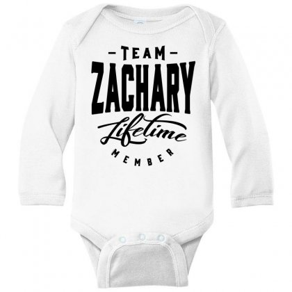 Zachary Long Sleeve Baby Bodysuit Designed By Chris Ceconello