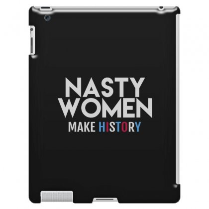 Nasty Women Ipad 3 And 4 Case Designed By Disgus_thing