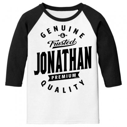Jonathan Youth 3/4 Sleeve Designed By Chris Ceconello