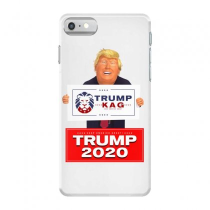 Trump Kag 2020 Iphone 7 Case Designed By Tiococacola