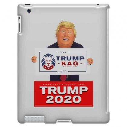 Trump Kag 2020 Ipad 3 And 4 Case Designed By Tiococacola