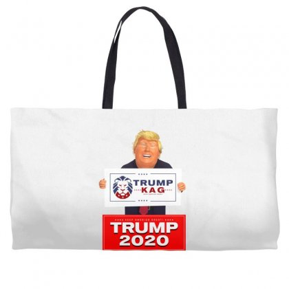 Trump Kag 2020 Weekender Totes Designed By Tiococacola