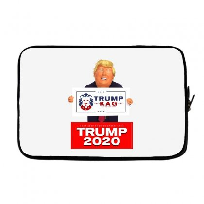 Trump Kag 2020 Laptop Sleeve Designed By Tiococacola