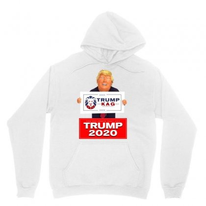 Trump Kag 2020 Unisex Hoodie Designed By Tiococacola