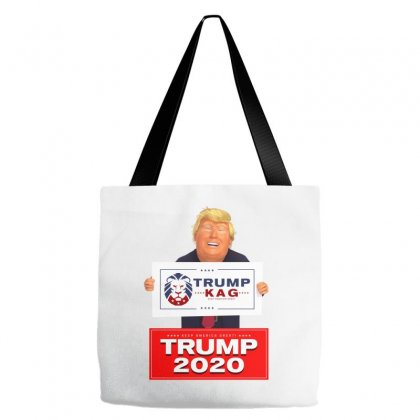 Trump Kag 2020 Tote Bags Designed By Tiococacola