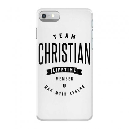 Christian Iphone 7 Case Designed By Chris Ceconello