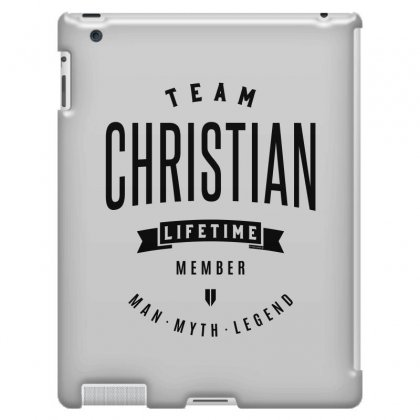 Christian Ipad 3 And 4 Case Designed By Chris Ceconello