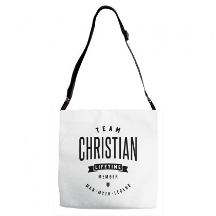 Christian Adjustable Strap Totes Designed By Chris Ceconello