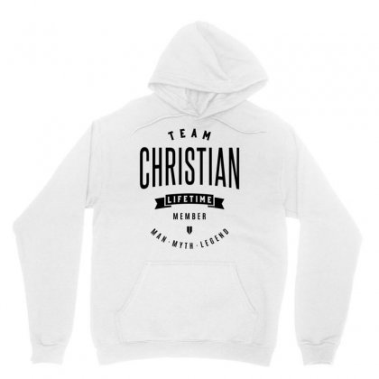 Christian Unisex Hoodie Designed By Chris Ceconello
