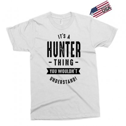 Hunter Exclusive T-shirt Designed By Chris Ceconello