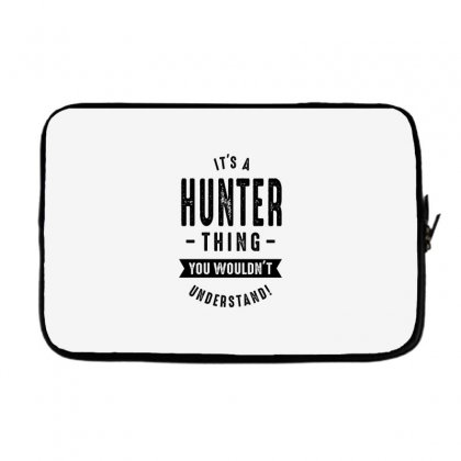 Hunter Laptop Sleeve Designed By Chris Ceconello