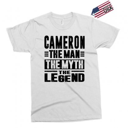 Cameron Exclusive T-shirt Designed By Chris Ceconello