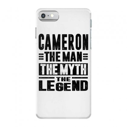 Cameron Iphone 7 Case Designed By Chris Ceconello