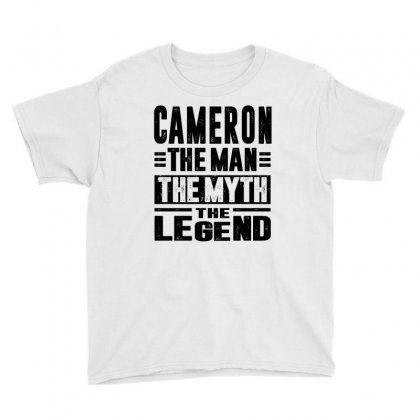 Cameron Youth Tee Designed By Chris Ceconello