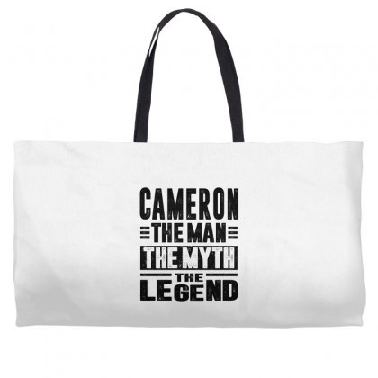 Cameron Weekender Totes Designed By Chris Ceconello