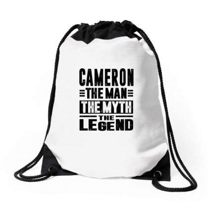 Cameron Drawstring Bags Designed By Chris Ceconello