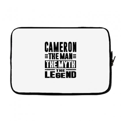 Cameron Laptop Sleeve Designed By Chris Ceconello