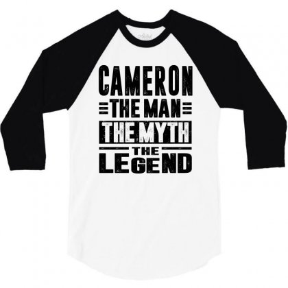 Cameron 3/4 Sleeve Shirt Designed By Chris Ceconello