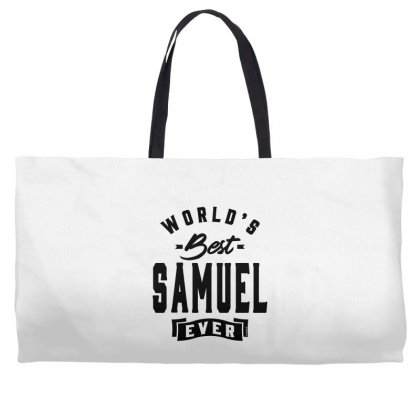 Samuel Weekender Totes Designed By Chris Ceconello