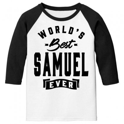 Samuel Youth 3/4 Sleeve Designed By Chris Ceconello