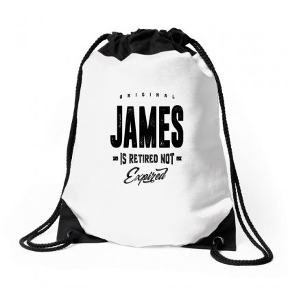 James Drawstring Bags Designed By Chris Ceconello
