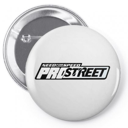 Need For Speed Pro Street License Plate Pin-back Button Designed By Tiococacola