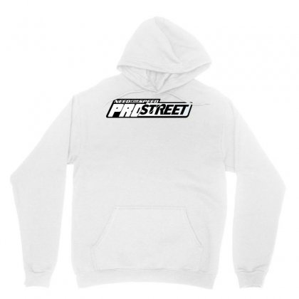 Need For Speed Pro Street License Plate Unisex Hoodie Designed By Tiococacola