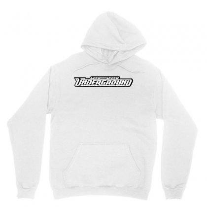 Need For Speed Underground Unisex Hoodie Designed By Tiococacola