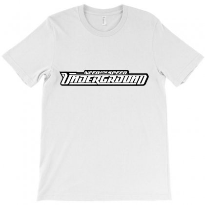 Need For Speed Underground T-shirt Designed By Tiococacola