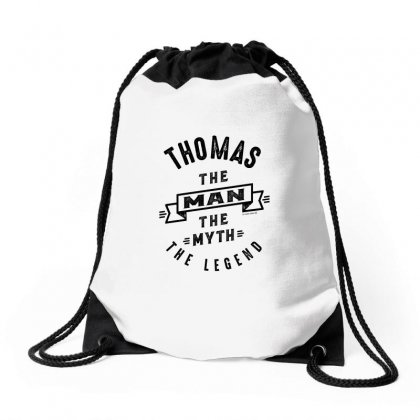 Thomas Drawstring Bags Designed By Chris Ceconello