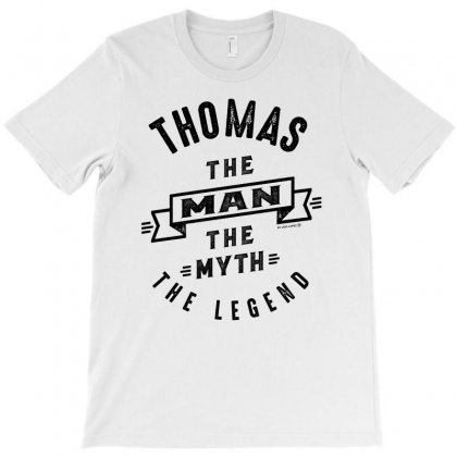 Thomas T-shirt Designed By Chris Ceconello
