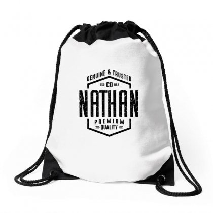 Nathan Drawstring Bags Designed By Chris Ceconello