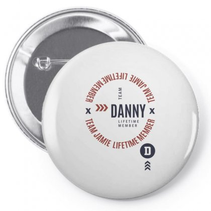 Danny Pin-back Button Designed By Cidolopez