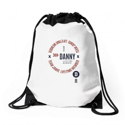 Danny Drawstring Bags Designed By Cidolopez