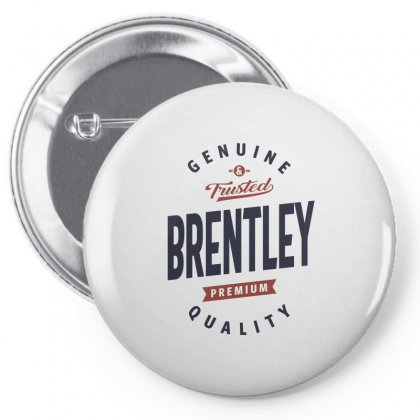 Brentley Pin-back Button Designed By Cidolopez