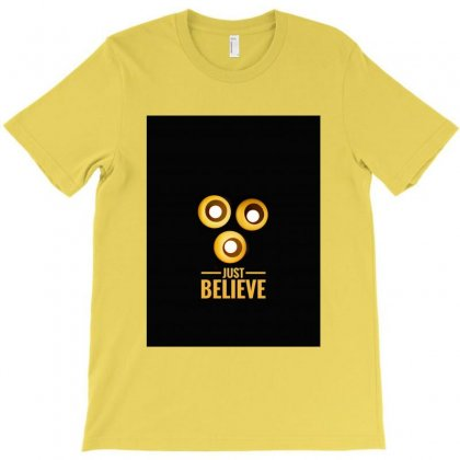Believer T-shirt Designed By Shekoz