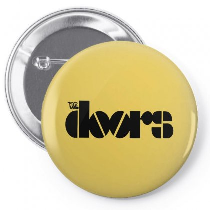 70s Band Pin-back Button Designed By Tasha