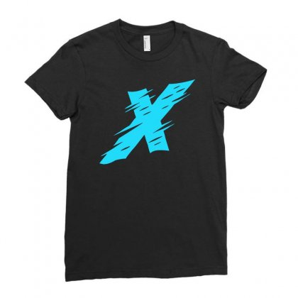 For Xenodochial Ladies Fitted T-shirt Designed By Mirazjason