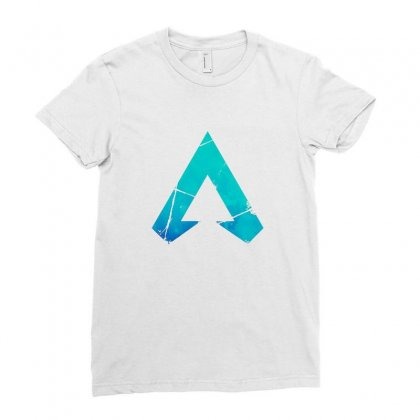 Apex Legends Ladies Fitted T-shirt Designed By Peri