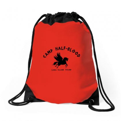 Half Blood Drawstring Bags Designed By Peri