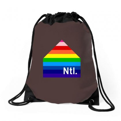 The National Band Drawstring Bags Designed By Tasha