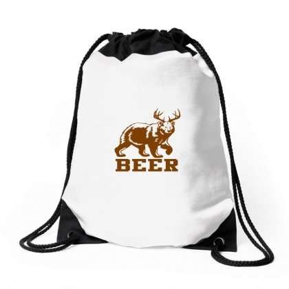 Macs Bear Drawstring Bags Designed By Peri